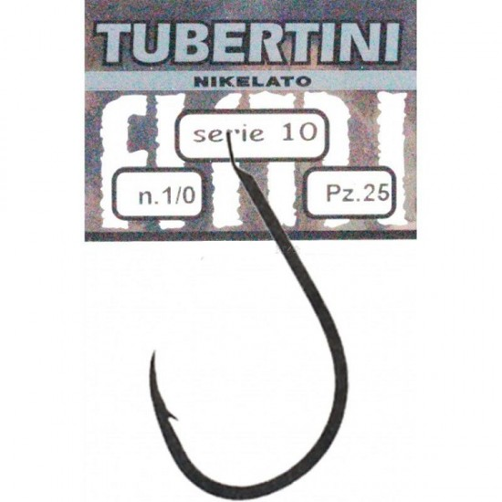 Ami Tubertini serie 10 Nickel mis 16